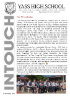 InTouch School Newsletter 19 November 2020