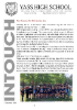 InTouch School Newsletter 2 December 2020