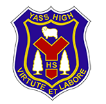 Yass High School logo
